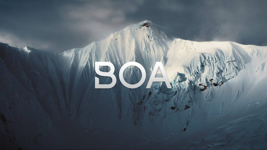 Boa Mountain for Video Production Example