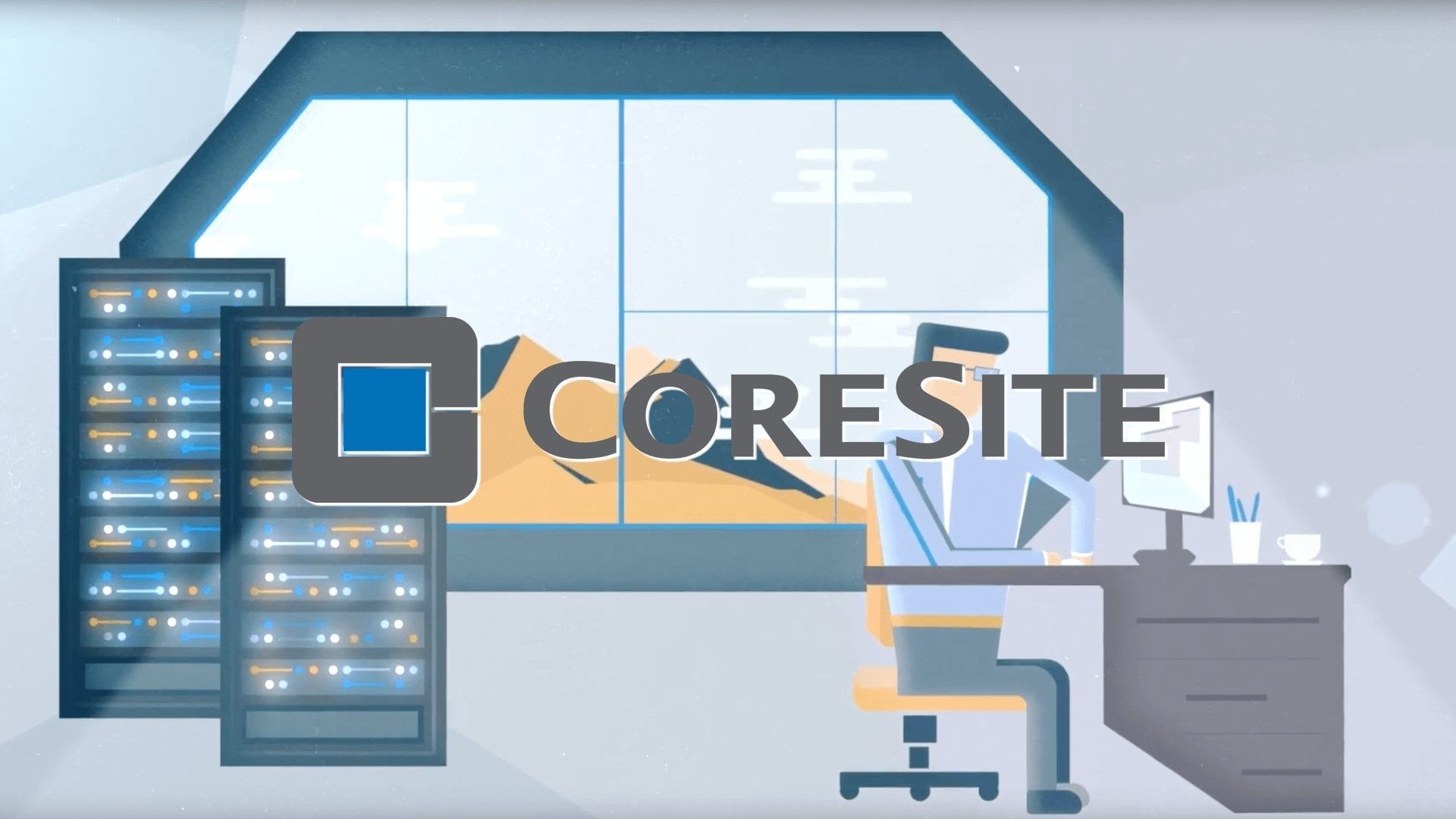 Project Thumbnail CoreSite