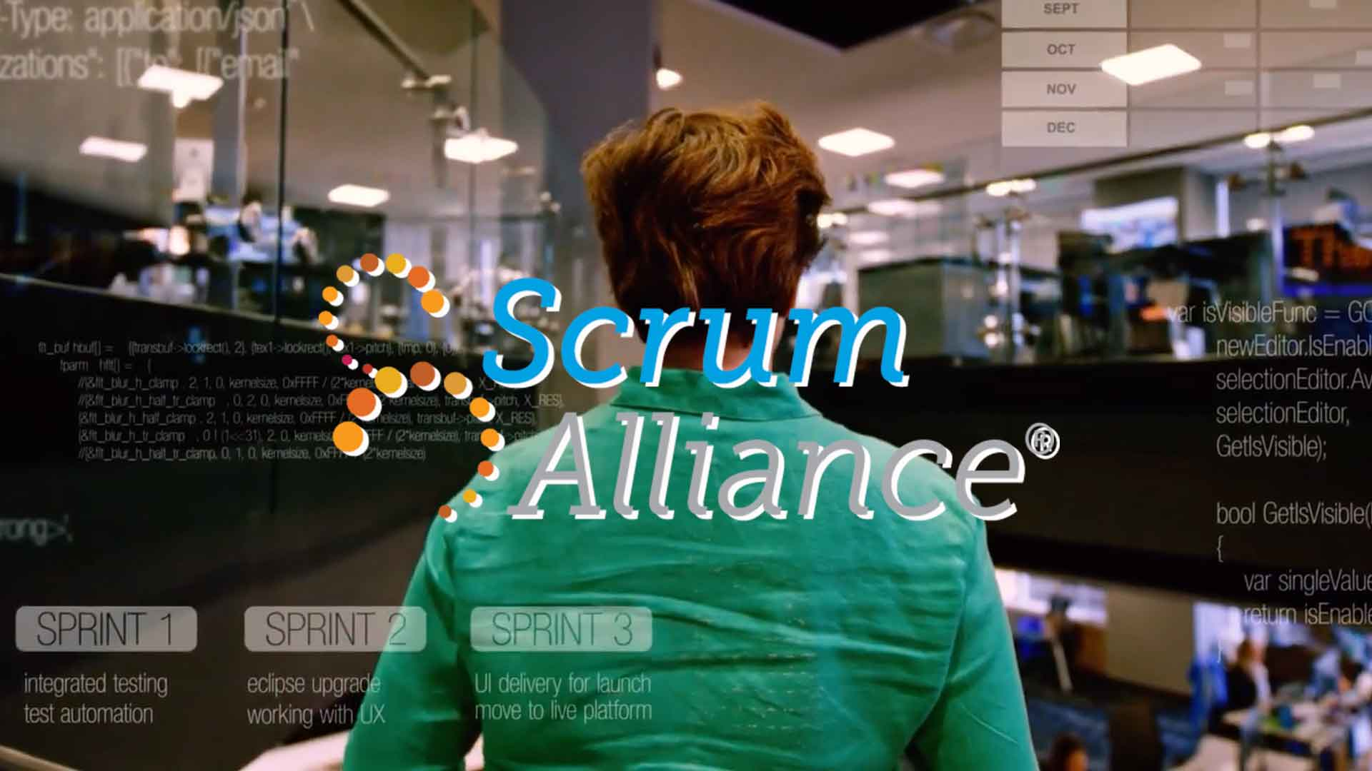Scrum Alliance Thumbnail for Denver Video production company