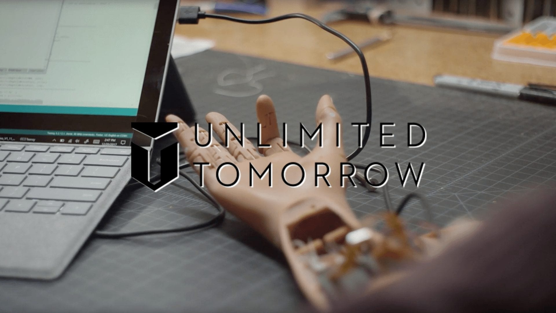 Project Thumbnail Unlimited Tomorrow