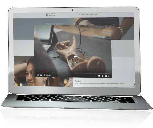 Video Company Laptop Example